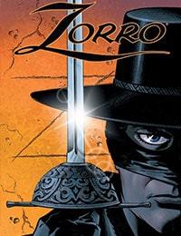 Zorro (2008) Comic