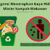 Urgensi Menerapkan Gaya Hidup Minim Sampah Makanan