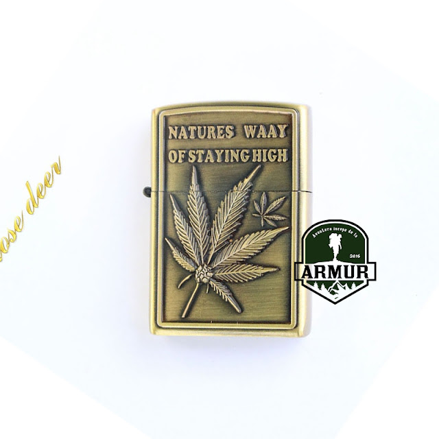 Bricheta tip zippo marijuana canabis