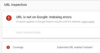 artikel hilang dari google