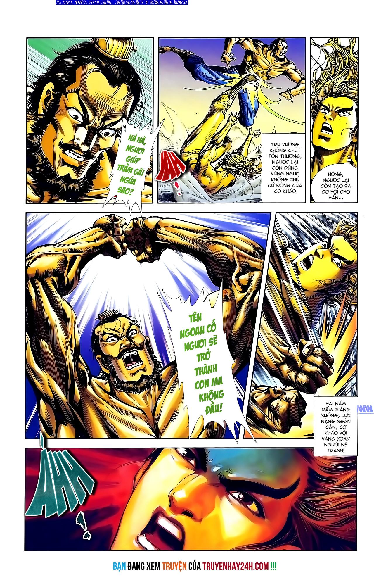 Cơ Phát Khai Chu Bản chapter 147 trang 29