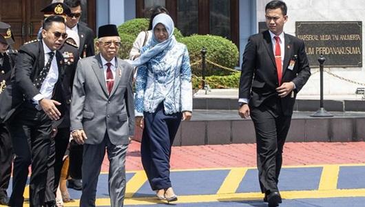 Maruf Amin Sebut Radikalisme Harus Dihilangkan Agar Indonesia Maju