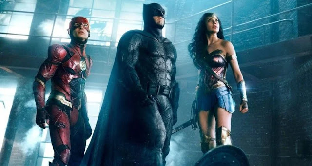 Movie Reviews : Review and Synopsis Film Justice League (2017)