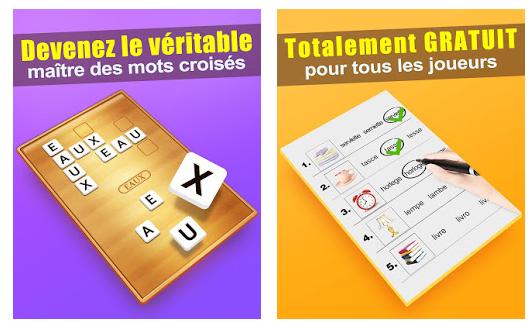 Les meilleurs jeux de mots-croisés pour Android