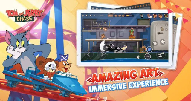 Tom and Jerry: Chase Apk Download for Android IOS