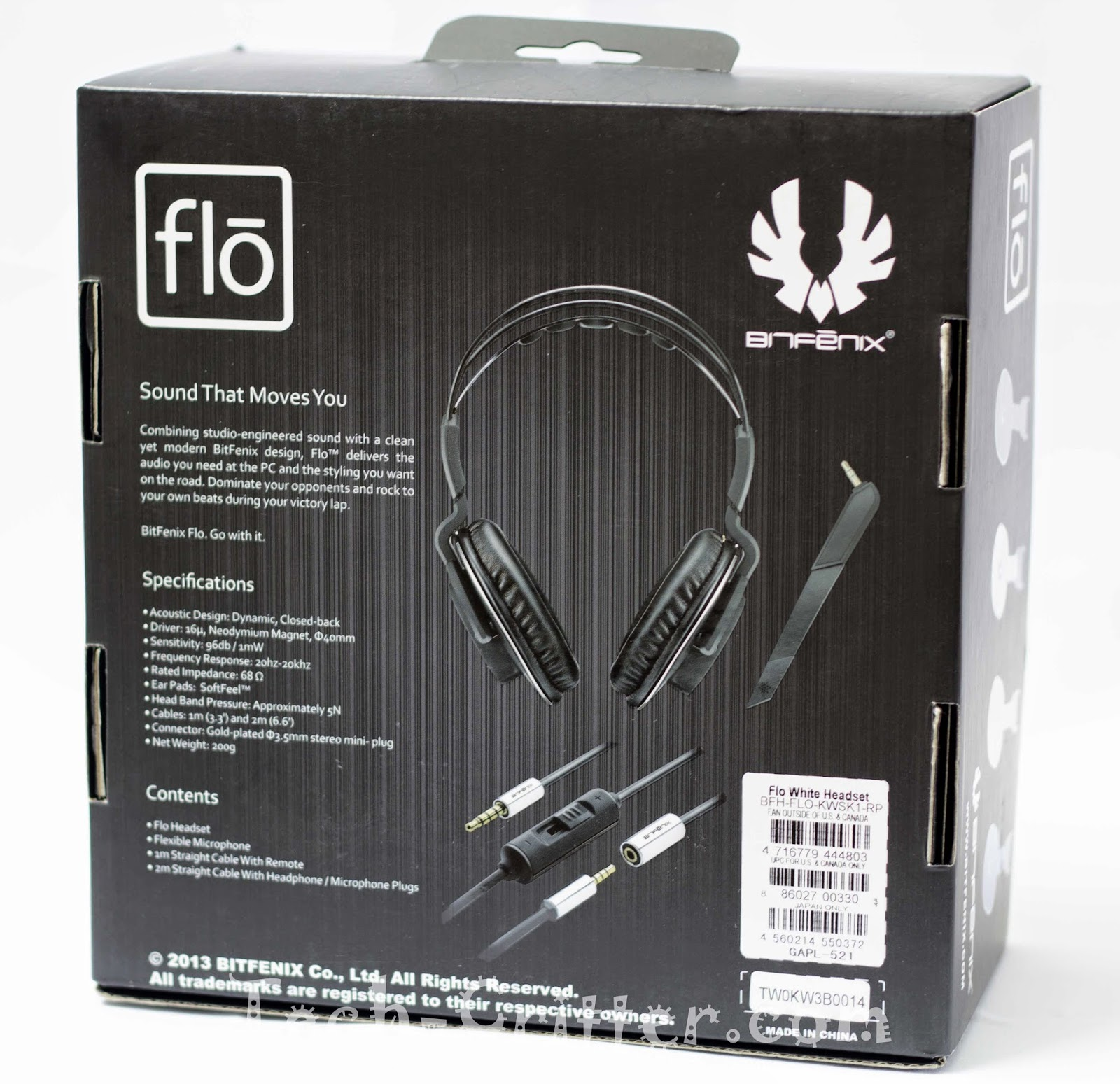 BitFenix Flo Headset Unboxing & Review 38