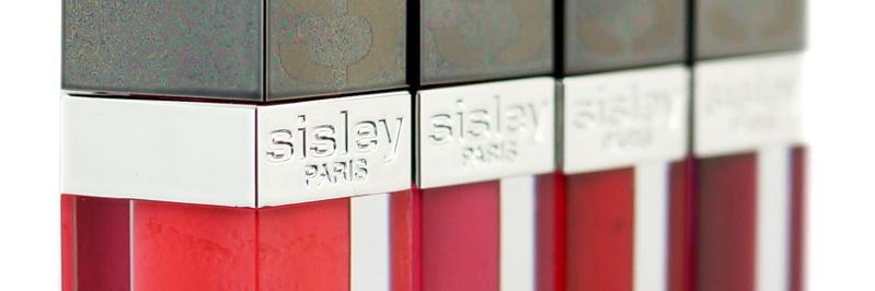 Sisley • Phyto-Lip Gloss 3, 4, 8 & 9