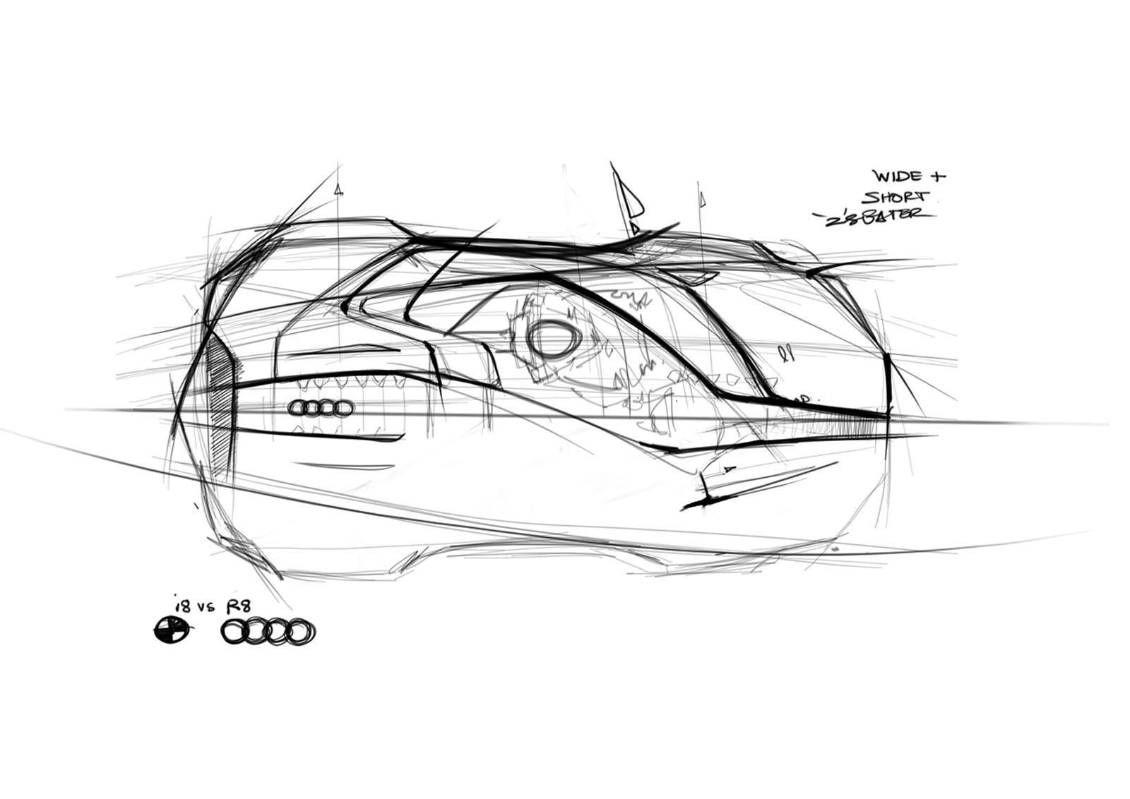 Arunkumar Francis Bmw I8 Vs Audi R8