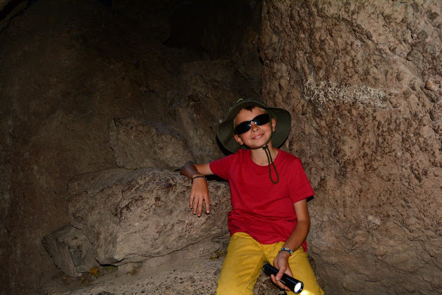 Balconies Cave Pinnacles