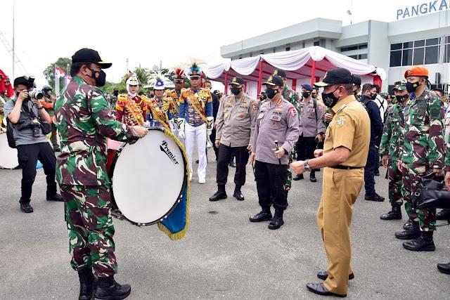 Gubernur Edy Bangga Sumut Jadi Tuan Rumah Kerja Nyata Taruna Akademi
