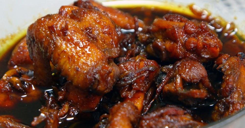 Resep Cara Membuat Ayam Kecap - Resep Bumbu Lezat