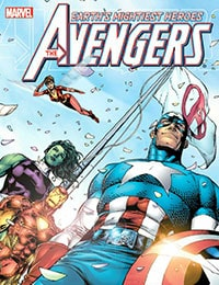 Avengers: The Complete Collection by Geoff Johns