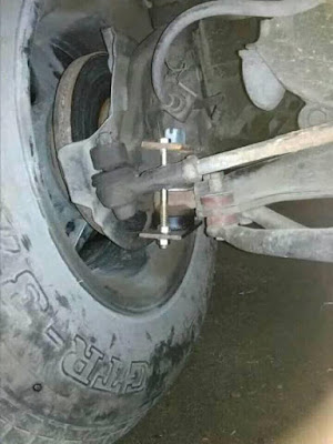 ball joint type baut panjang