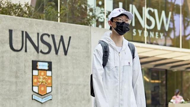 Virus Corona Menakutkan, Australia Bikin Mahasiswa Asal China Tak Bisa Kuliah