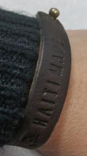 haiti made bracelet