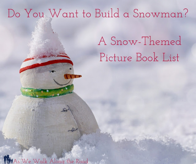 Snow picture books