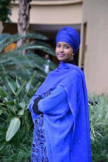 فاطمة طيب المرشحة لمنصب رئاسة الجمهورية الصومالية