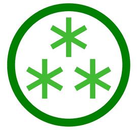 logo obat herbal terstandar