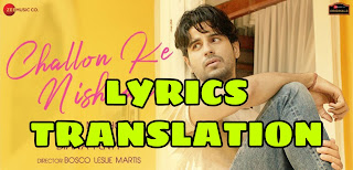 Challon Ke Nishaan Lyrics in English | With Translation | – Stebin Ben