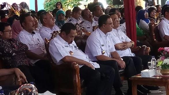 Anies Ganti Semua 5 Wali Kota Jakarta, Rapatnya Kemarin Sore