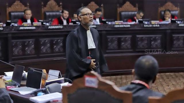 Ini 16 Petitum Prabowo di Sidang MK