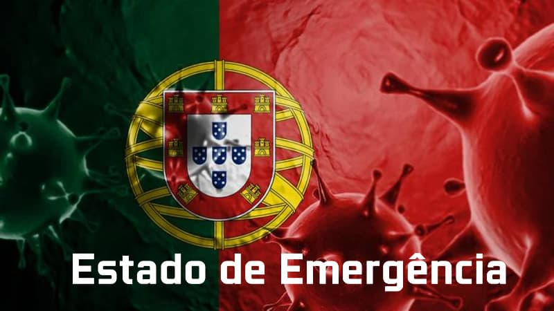 Portugal entra em estado de Emergência
