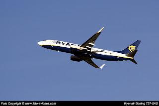 Avión Boeing 737 Next Gen / EI-DCO