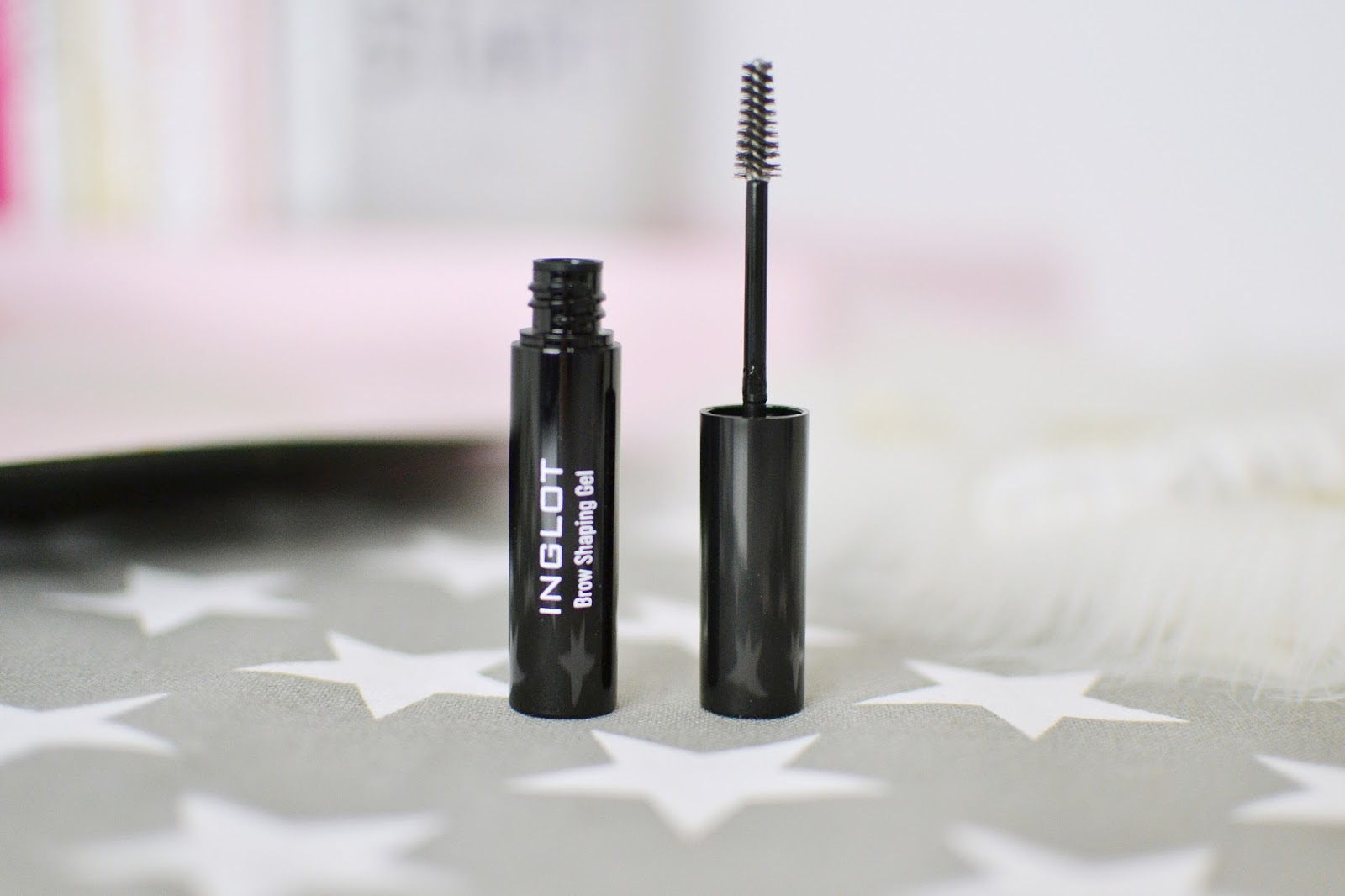 inglot brow shaping gel żel do brwi