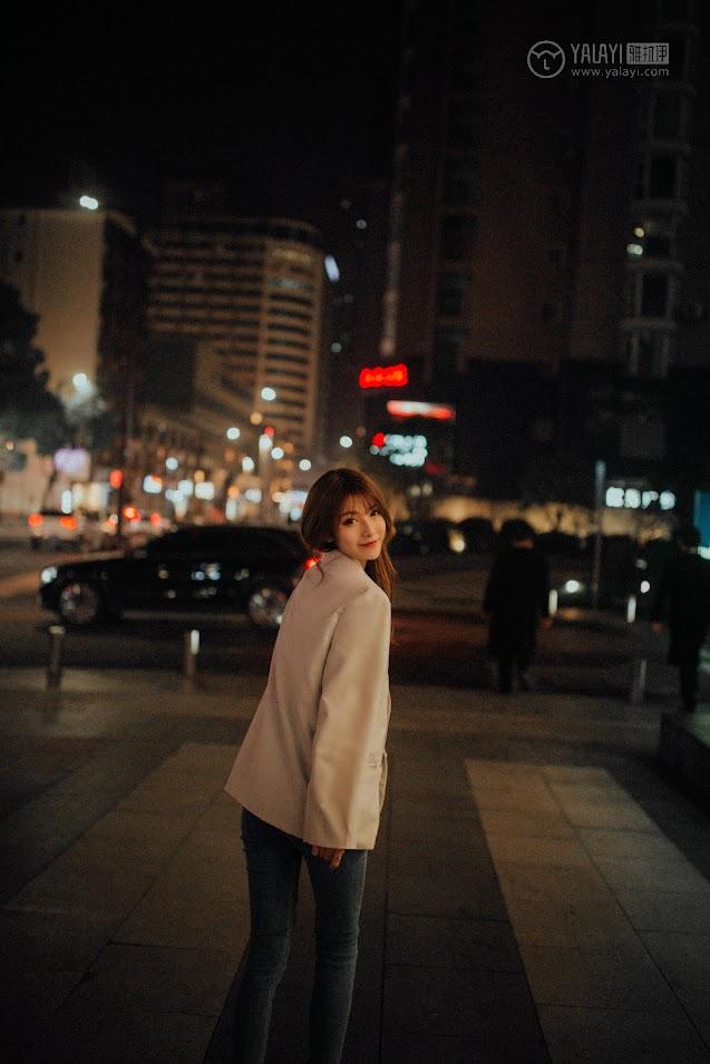 YALAYI雅拉伊 2019.04.14 No.245 无关痛痒 丸糯糯Real Street Angels
