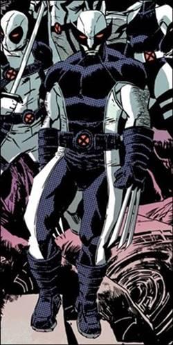 Uncanny X-Force trajes
