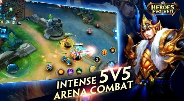 8 Game MOBA yang Tersedia di Android