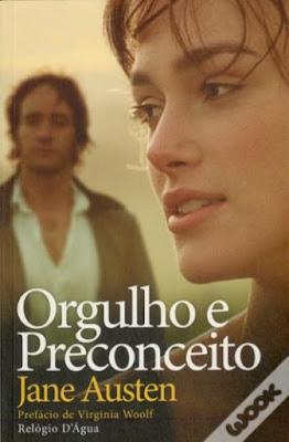 #Livros - Orgulho e Preconceito, de Jane Austen