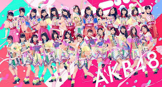 Total first day sales AKB48 51st single 'Jabaja'
