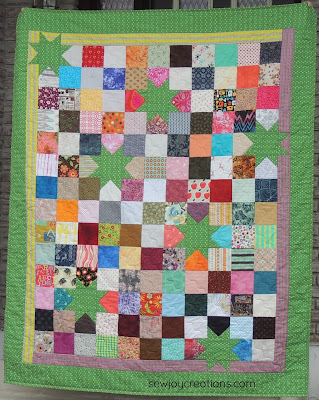Oh My Stars quilt Pat Sloan pattern