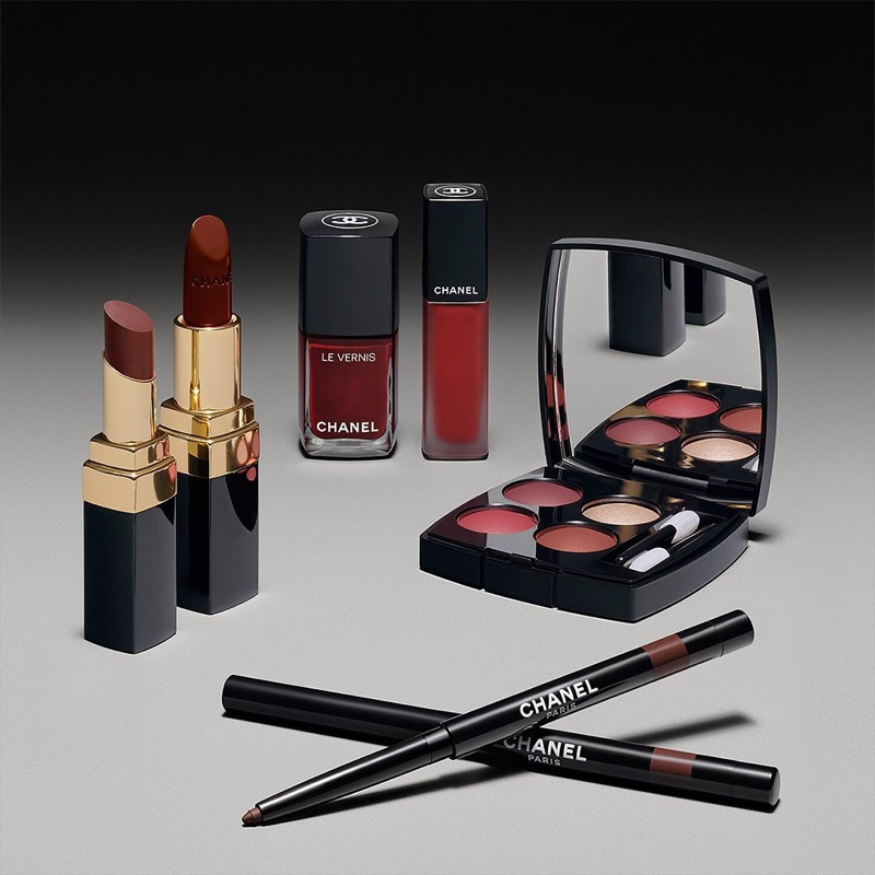 Chanel Beauty's fall 2020 makeup collection