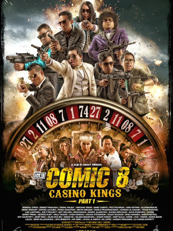 nonton film casino kings comic 8
