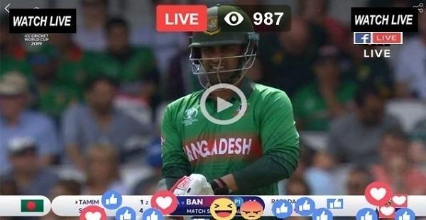 Pakistan vs Bangladesh Live Match Today BAN vs PAK ICC CWC 2019