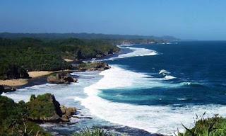 Pantai Baron Gunungkidul