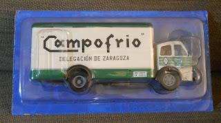 entrega coleccion salvat camiones pegaso