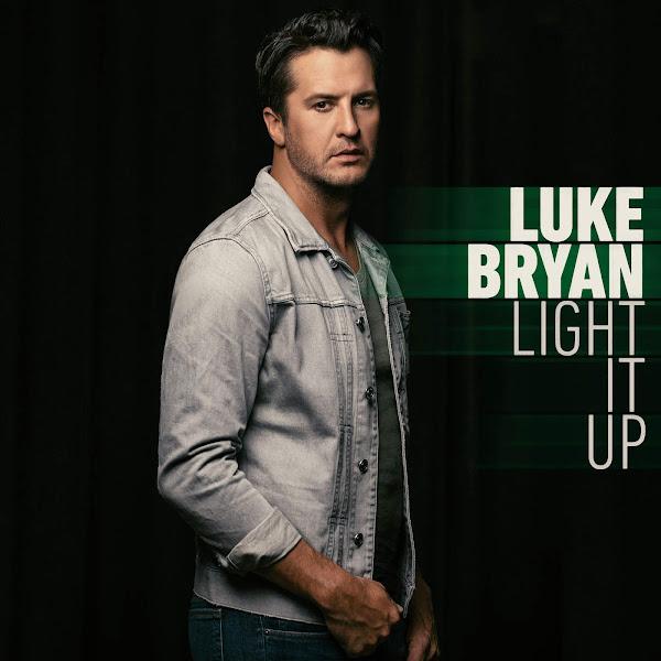 Luke Bryan - Light It Up - Single Cover