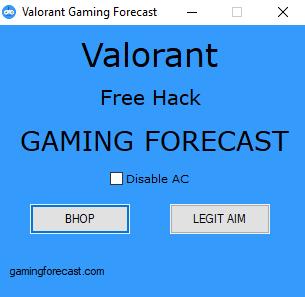 Free Valorant hack