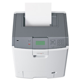 Lexmark C734dn Driver Download