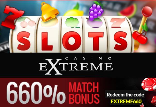Biggest Slots Bonus | Casino Extreme