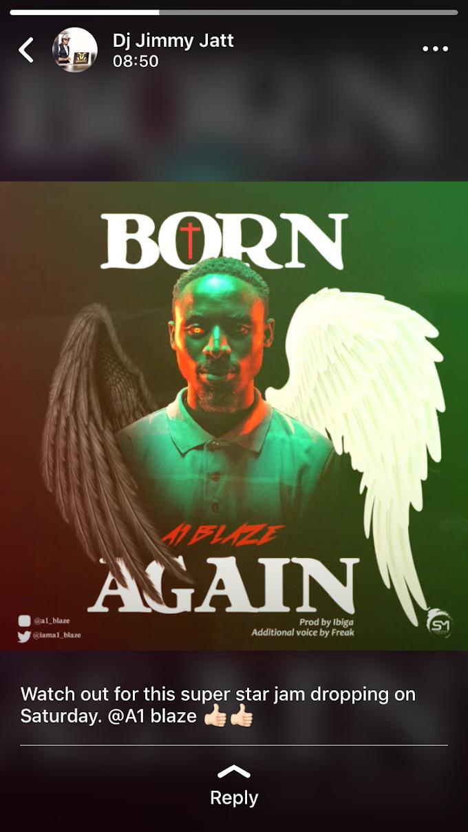 [MUSIC] A1 Blaze - Born Again
