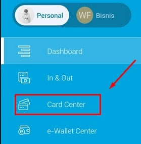 Card Center Bank BTPN Jenius