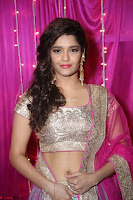 Ritika Sing in Golden Pink Choli Ghagra Cute Actress Ritika Sing ~  009.JPG