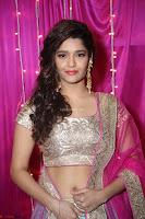 Ritika Sing in Golden Pink Choli Ghagra Cute Actress Ritika Sing ~  009.JPG