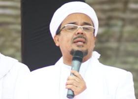 Habib Riziq :Kalau Ahok Bebas, Saya Habib Rizieq Tidak Akan Tinggal Di Indonesia Lagi