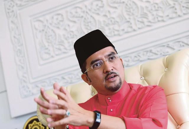 Asyraf mengharapkan  Muhyiddin, Bersatu 'pulang ke gagang' Umno