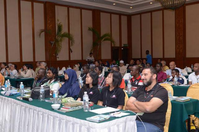 Malaysia Birding Workshop Talk